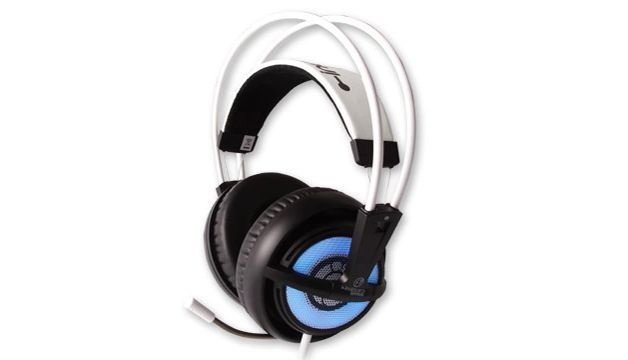 STEELSERIES SIBERIA V2 FROST BLUE INVICTUS GAMING OUTLET