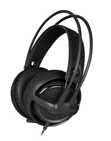 Headset Gamer Steelseries Siberia V3 Black OUTLET