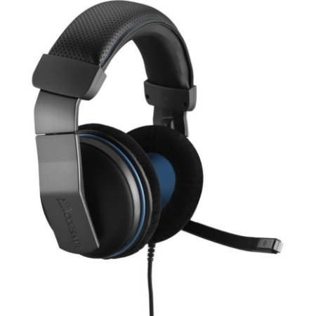 Headset Vengeance 1400 Preto P2 para PC Corsair OUTLET