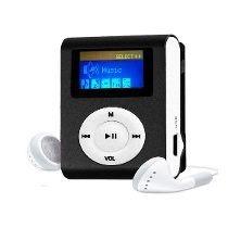 Mini Mp3 Player c/ Fone de Ouvido