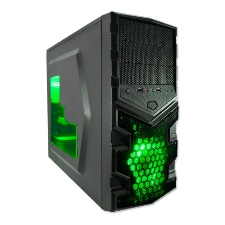 PC Gamer G-FIRE Chimera DiY-III , AMD FX 8320E Personalizável, 8GB, 1TB, DVD-RW, Fonte 630W 80+