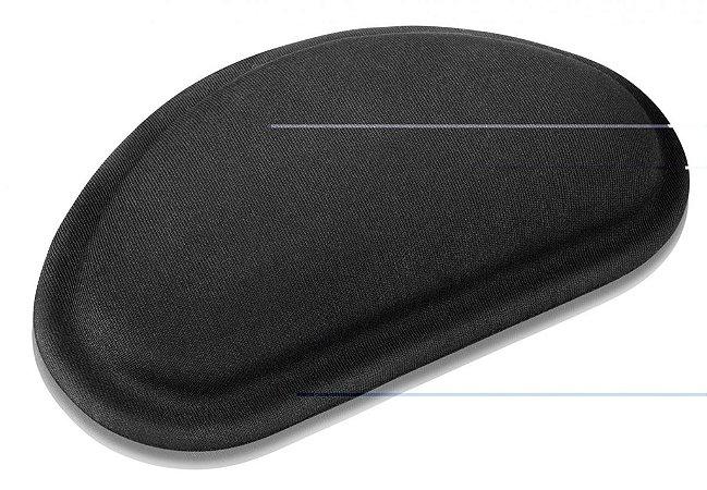 Multilaser Apoio de Pulso para Mouse Gel Preto AC250