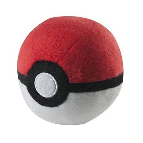 Pokébola Pelúcia Pokémon GO