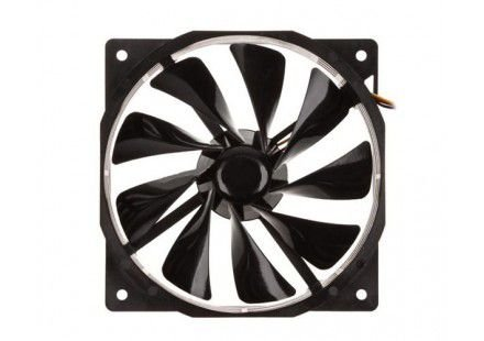 Fan Gamer Xigmatek Black One Fan Series XOF-F1257