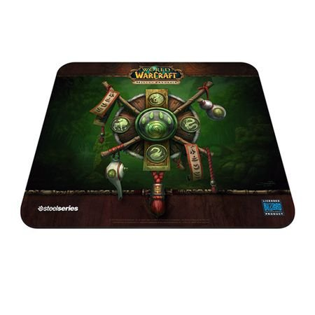 Mouse Pad Gamer SteelSeries QCK World of War Craft  Mists Pandaria