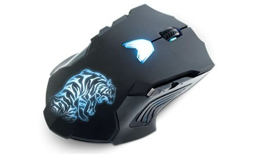 Mouse Gamer Dazz Predator 8200 DPI DZ62251-5