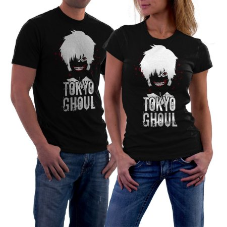 Camiseta Tokyo Ghoul - DTONA STORE