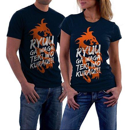 Camiseta Ryuu Ga Waga Teki Wo Kurau