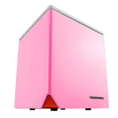 Gabinete Gamer Xigmatek Nebula Pink