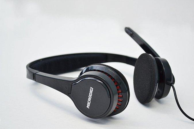 Headset Gamer Microdigi MD-H69d