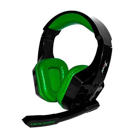 Headset Gamer Knup Kp-366 Com led