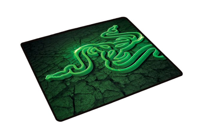 Mouse Pad Gamer Razer Fissure Edition Control Small