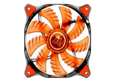 Fan Gamer Cougar 12Cm LED Fan Red - CF-D12HB-R