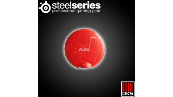 SteelSeries Flux Outer ear-cup plate Red