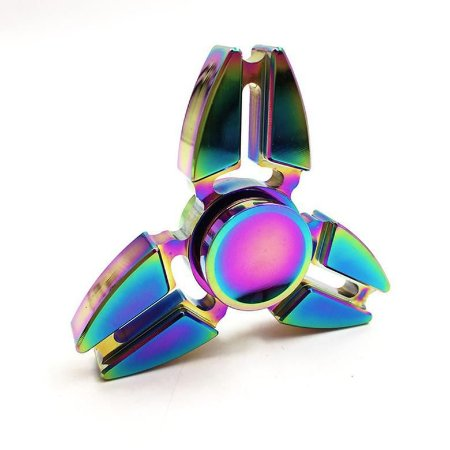 Hand Spinner Rainbow Full Metal All