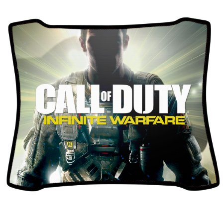 Mouse Pad Gamer Magnum Call of Duty Infinite Warfare Speed Medio