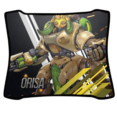Mouse Pad Gamer Magnum Overwatch Orisa Speed Medio