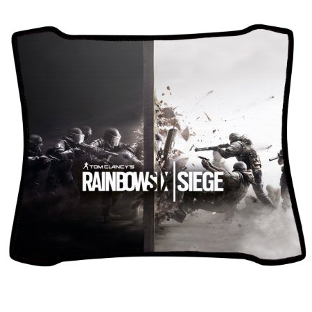 Mouse Pad Gamer Magnum Tom Clancy's Rainbow Six: Siege Speed Medio
