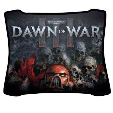 Mouse Pad Gamer Magnum Dawn of War Speed Medio
