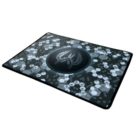 Mouse Pad Gamer Contra Terrorista CSGO Blue Speed Grande