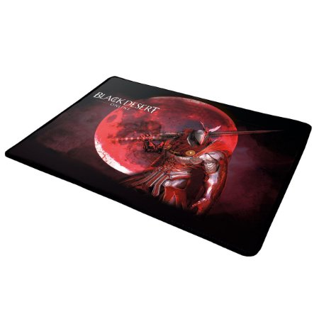 Mouse Pad Gamer Black Desert Online Warrior Speed Grande