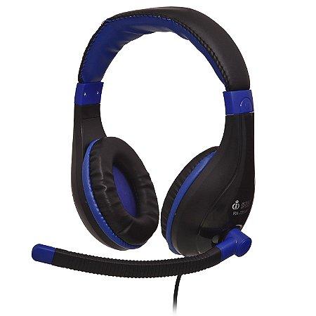 Headset Gamer GM-720MV Infokit - Azul