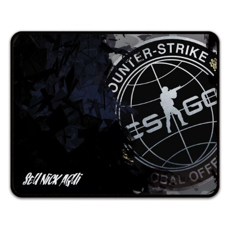 Mouse Pad Gamer CSGO Personalizado Speed Grande