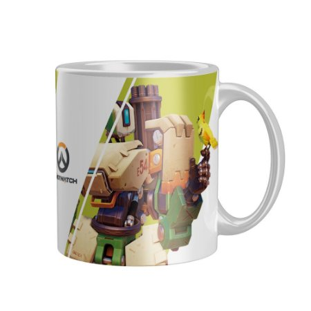 Caneca Overwatch Bastion