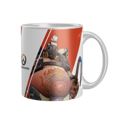 Caneca Overwatch Roadhog