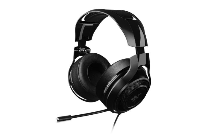 Headset Gamer Razer Man O'War 7.1 Edition Black