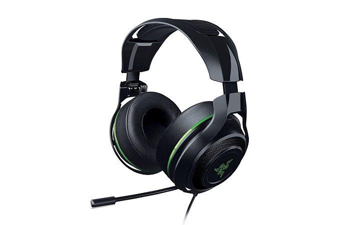 Headset Gamer Razer Man O'War 7.1 Especial Edition Green