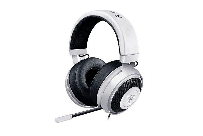 Headset Gamer Razer Kraken PRO V2 White