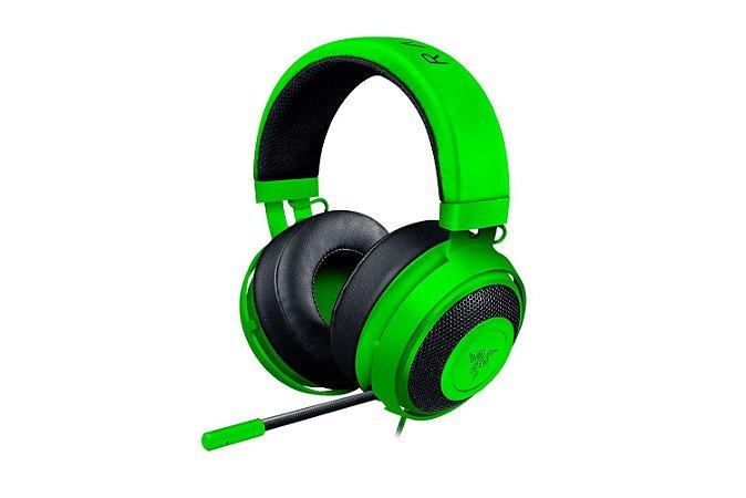 Headset Gamer Razer Kraken PRO V2 Green