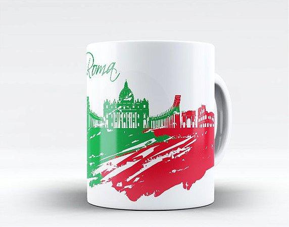 Caneca Cidade de Roma