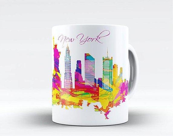 Caneca Cidade de Nove Iorque