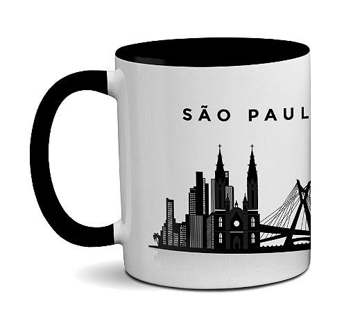 Caneca Arquitetura - Cidade De São Paulo