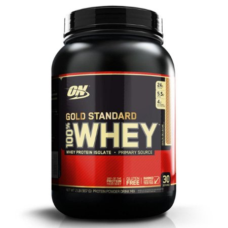 100% Whey Gold Standard 900g - Optimum Nutrition