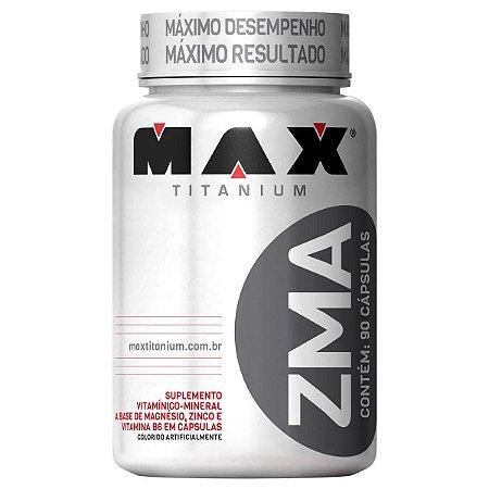 ZMA 90caps - Max Titanium
