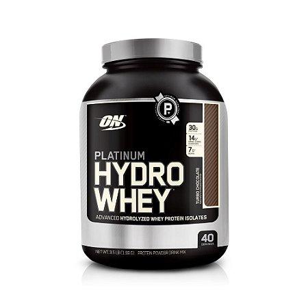 Platinum Hydro Whey 1.59kg - Optimum Nutrition