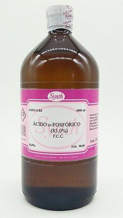 Acido Fosforico 85% F.C.C. 1L Synth