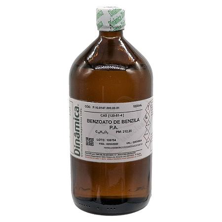 Benzoato de benzila PA 1000ml Dinamica