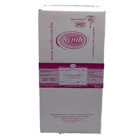 Oxido de magnesio U.S.P 500g Synth