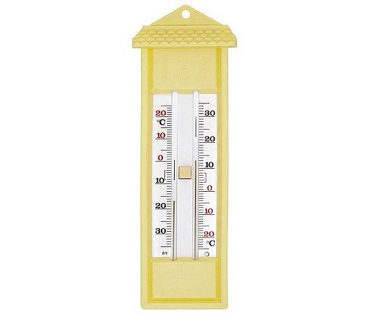 Termômetro Analógico Capela Máxima e Mínima
