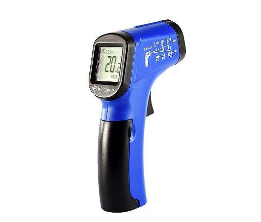Termômetro Infravermelho -50°C a 330°C St-400 Incoterm