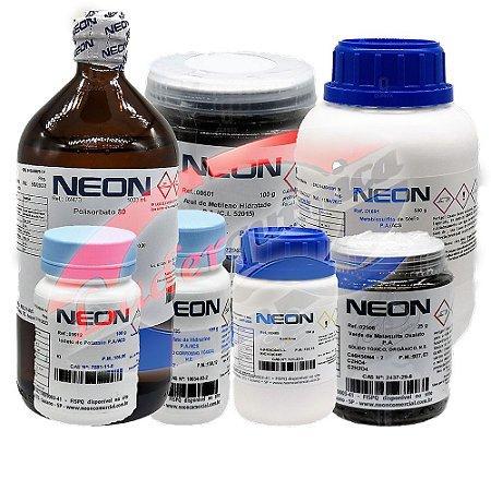 Alcool Isopropilico 99,9% PA (Isopropanol) Galão 5L Neon