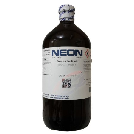 Benzina retificada PA 1 Litro Neon