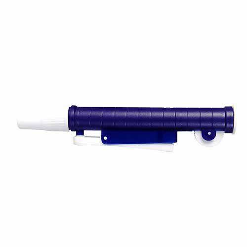 Pipetador Pi Pump Para pipetas de até 2 ml cor Azul Kasvi