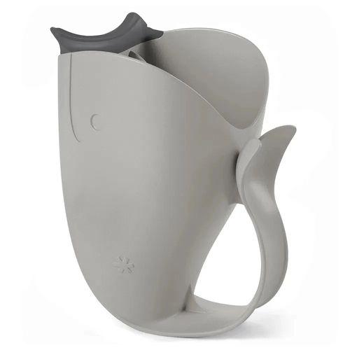 Baleia Moby Para Enxágue Cinza - BUP3672