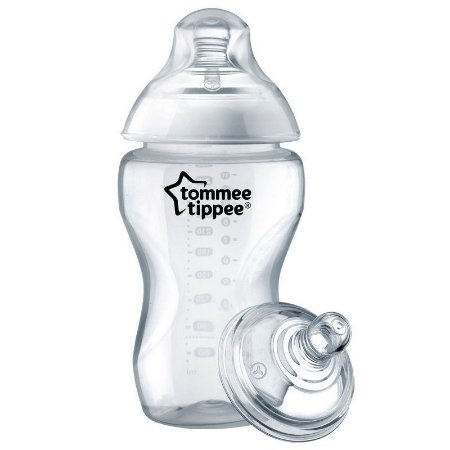 Mamadeira Anticolica Tomme Tippee Closer to Nature 340ml Neutra - 522822