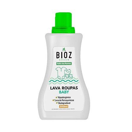 Sabão para Lava Roupas Natural Baby 500ml Bioz Green